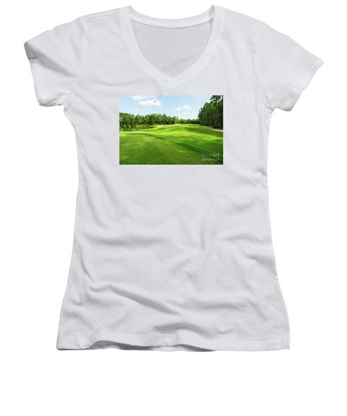 Fleming Island Golf Club Women's V-Neck
