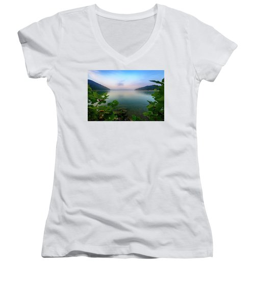 Forever Morning Women's V-Neck