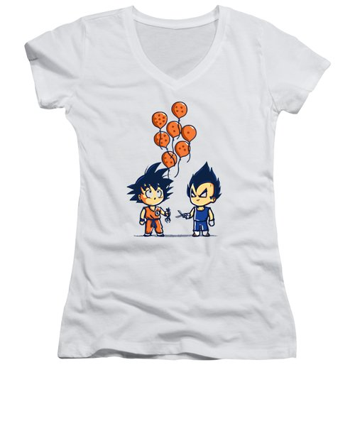 Friends Women's V-Neck