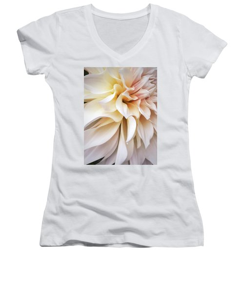 Garden Queen 1 Women's V-Neck