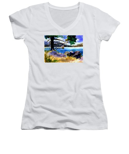Gatekeeper's Tahoe Women's V-Neck