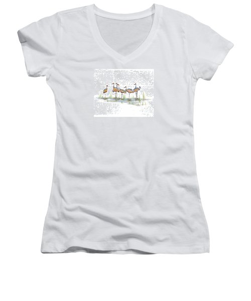 Gathering Women's V-Neck
