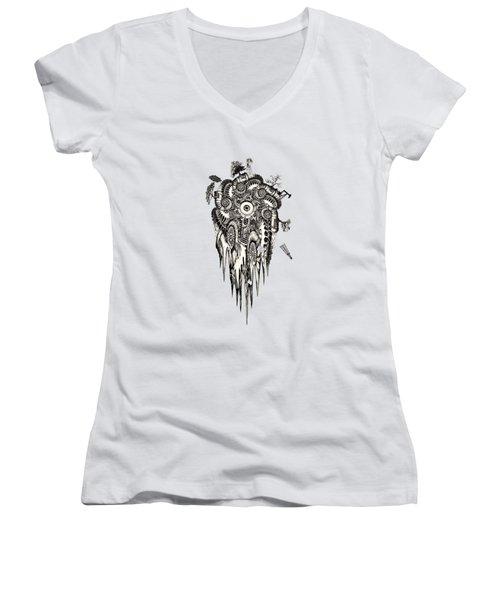 Generation Women's V-Neck T-Shirt