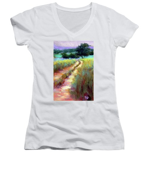 Gentle Journey Women's V-Neck