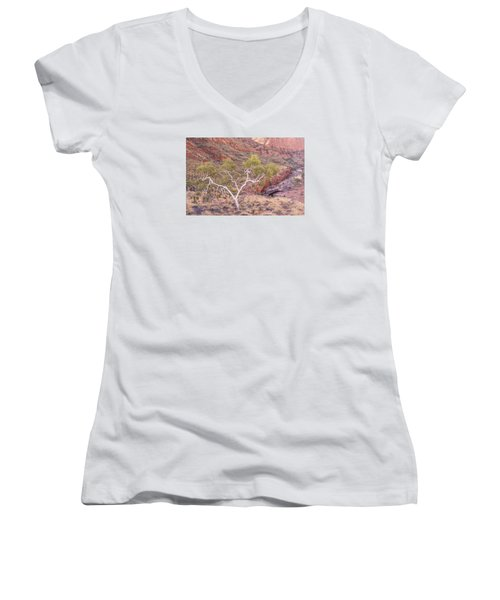 Ghost Gum Women's V-Neck