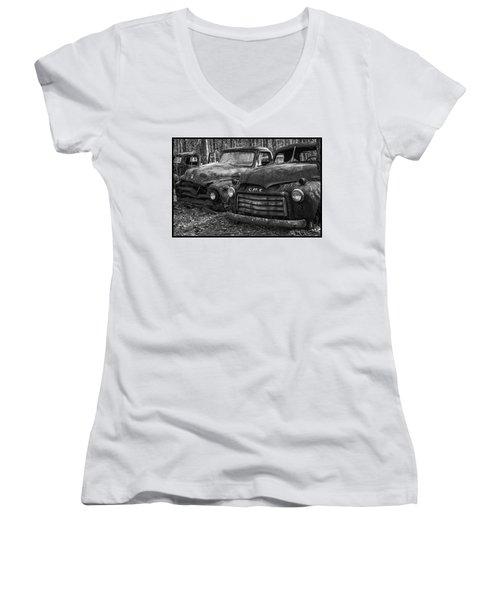 Gmc Truck Women's V-Neck