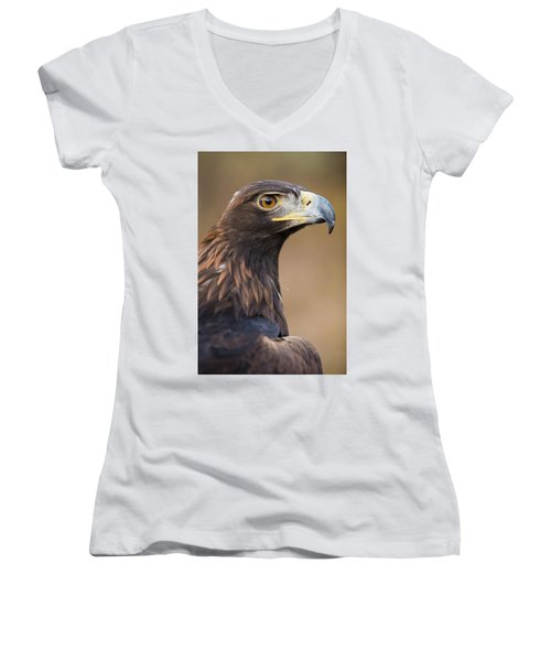 Golden Eagle Women's V-Neck