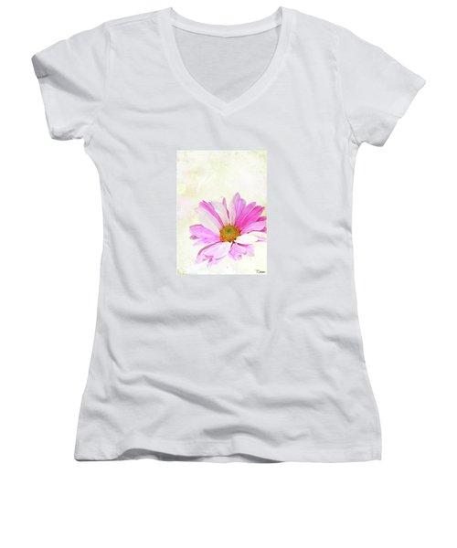 Grace Women's V-Neck T-Shirt (Junior Cut)