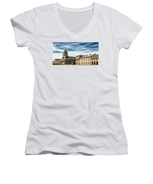 Greenwich University Women's V-Neck