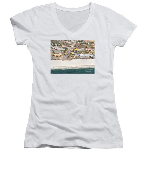 Gulf Shores - Hwy 59 Women's V-Neck