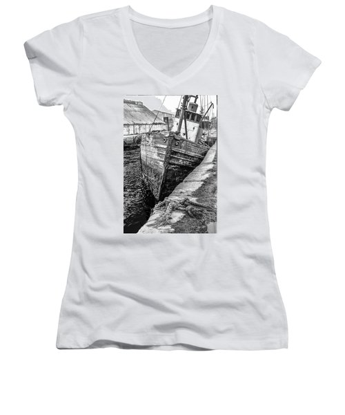 Hawser Not Needed Women's V-Neck