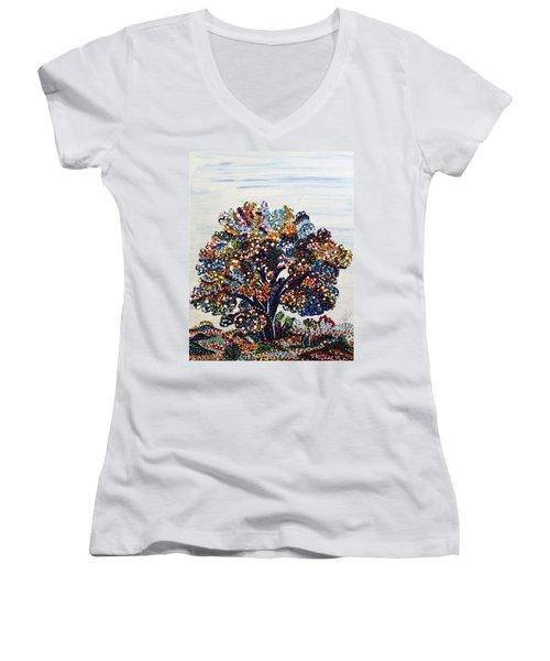 Heritage Women's V-Neck T-Shirt