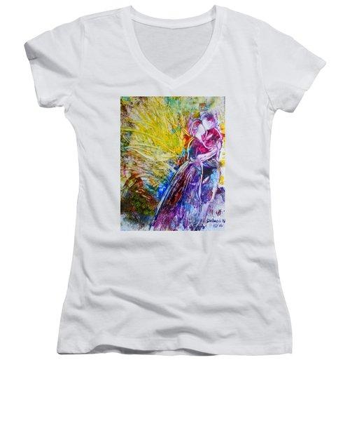 Homecoming II Women's V-Neck T-Shirt