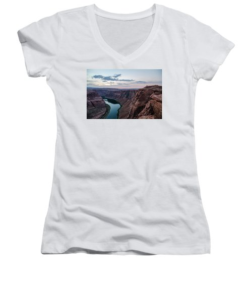 Horseshoe Bend No. 2 Women's V-Neck