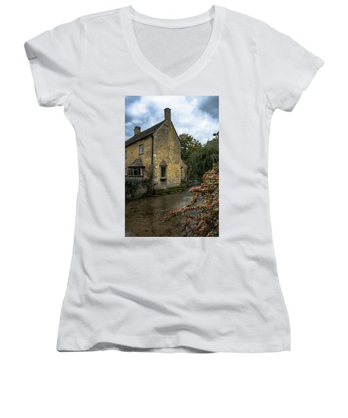 House On The Water Women's V-Neck