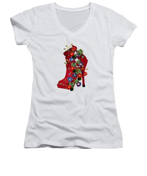 I Don't Wear These Often Women's V-Neck T-Shirt