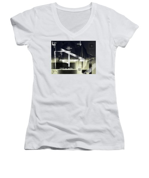 If Women's V-Neck (Athletic Fit)