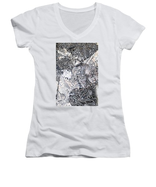 In Search For The Self Women's V-Neck