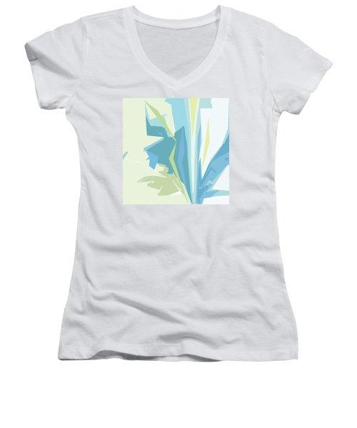 Inflorescence Women's V-Neck T-Shirt