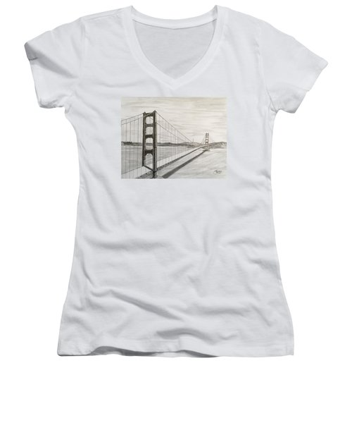 It's All About Perspective  Women's V-Neck T-Shirt