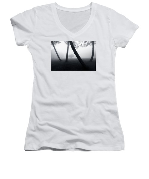 Jailed Women's V-Neck