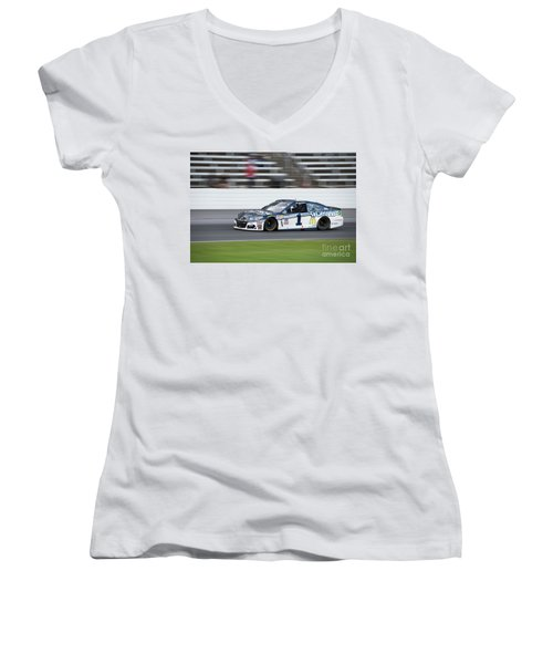 Jamie Mcmurray #1 Women's V-Neck
