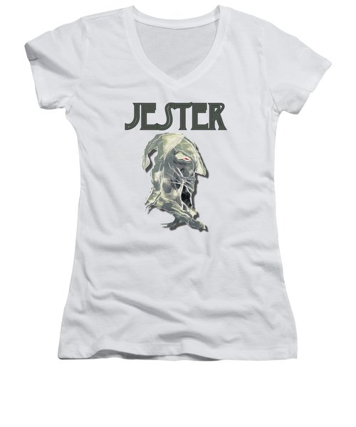 Jester Women's V-Neck (Athletic Fit)