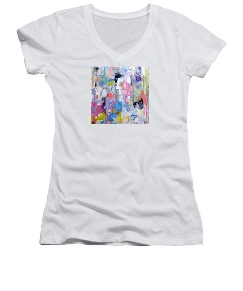 Journal Women's V-Neck T-Shirt