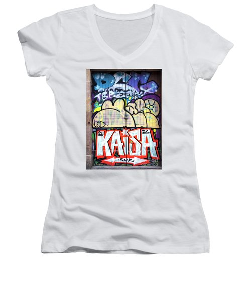 Kaisa Women's V-Neck T-Shirt