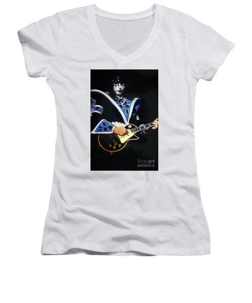 Kiss Ace Women's V-Neck T-Shirt