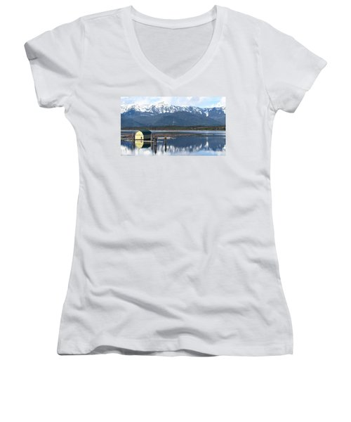 Kitimat Women's V-Neck