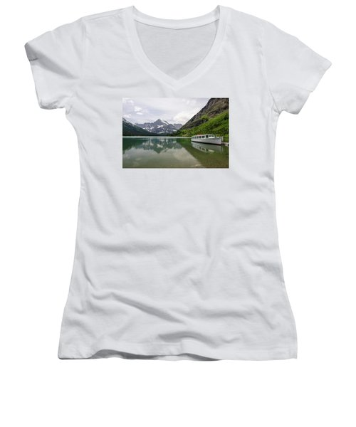 Lake Josephine Women's V-Neck (Athletic Fit)