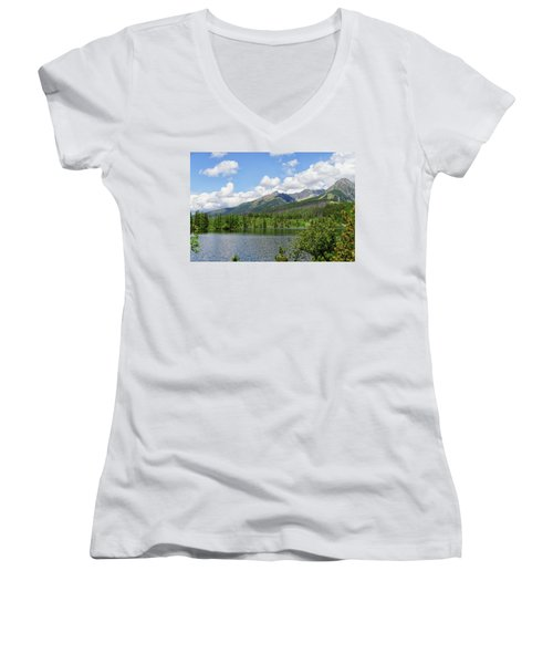 Lake Shtrbske  Women's V-Neck