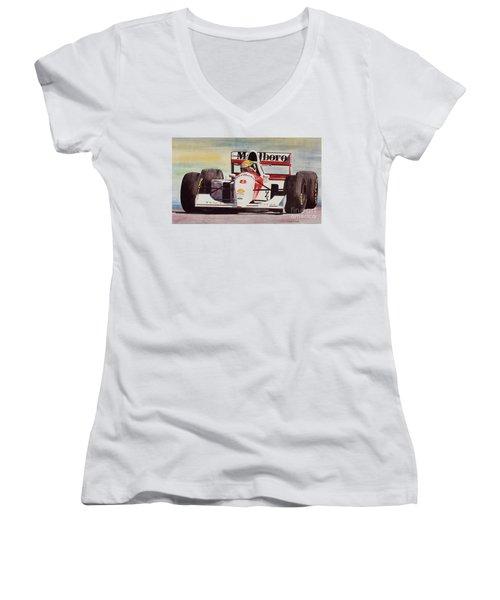 Memories And Feelings Women's V-Neck T-Shirt