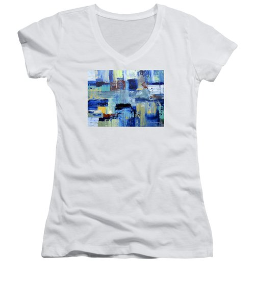 Layers Of Color Women's V-Neck
