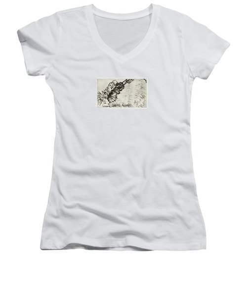 Learning To Love Rats More #1 Women's V-Neck