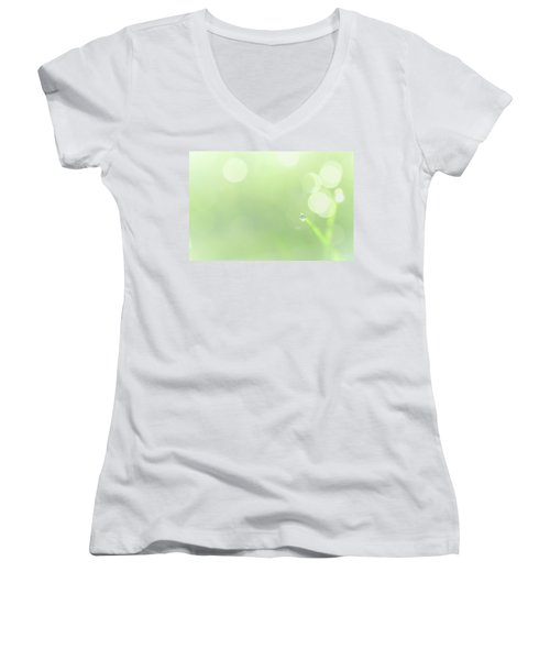 Lemon Women's V-Neck