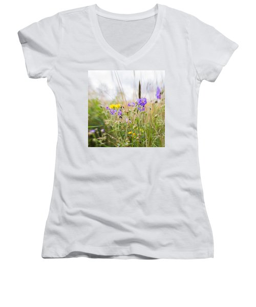 #lensbaby #composerpro #sweet35 #floral Women's V-Neck