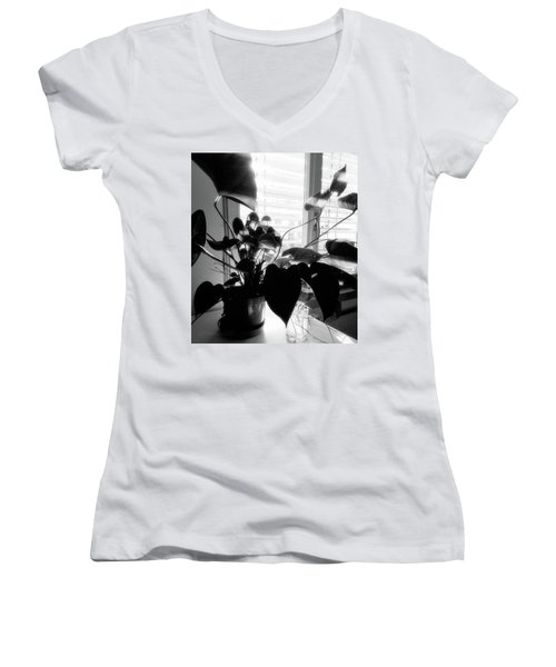 Light And Shadow 11 Women's V-Neck