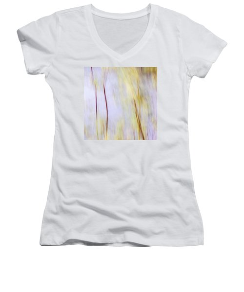 Limbs Women's V-Neck (Athletic Fit)