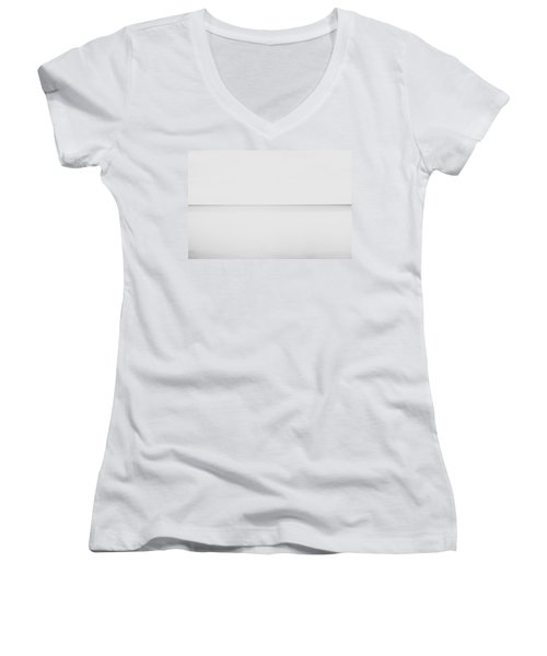 Line On The Horizon Women's V-Neck (Athletic Fit)