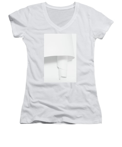 List #5371 Women's V-Neck T-Shirt