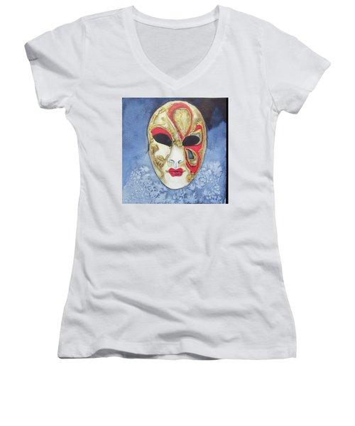 Litha Women's V-Neck T-Shirt