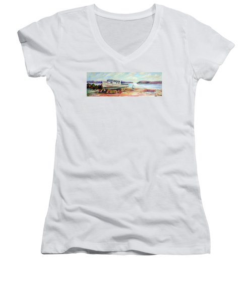 Lovie Women's V-Neck T-Shirt