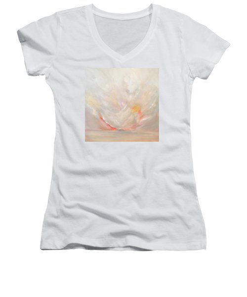 Lyrical Women's V-Neck (Athletic Fit)