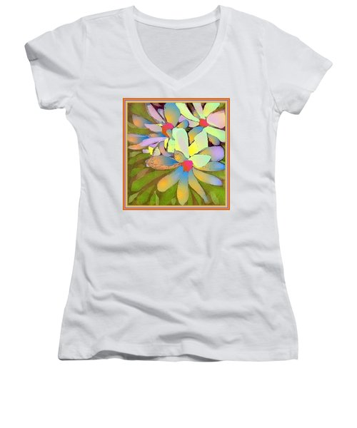 Magnolia Women's V-Neck