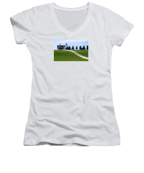 Manchester Farm Women's V-Neck
