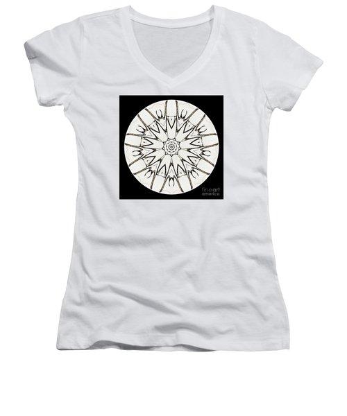 Mandala - Talisman 3779 Women's V-Neck