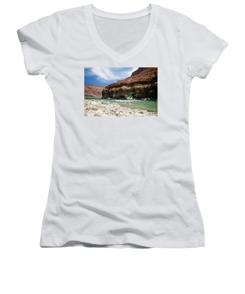 Marble Canyon Women's V-Neck T-Shirt