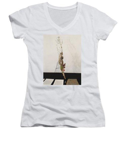 Matthew Twenty Six, Fifty Seven - Sixty Eight Women's V-Neck T-Shirt